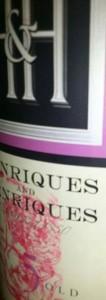 Sisters wine