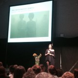 At The Danish Centre for Youth Research presenting Sisters Academy